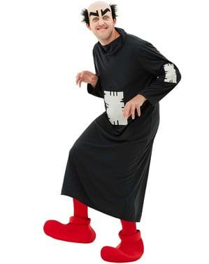 Costume di Gargamella - I puffi