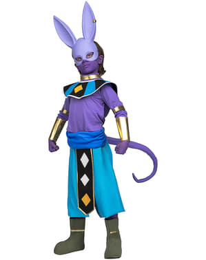 Fato de Beerus infantil - Dragon Ball