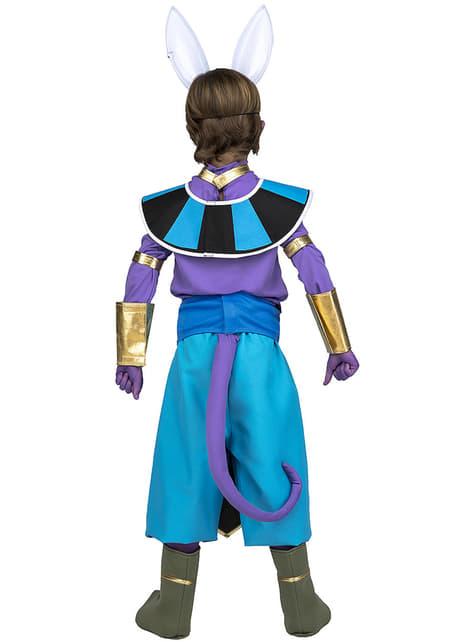 Disfraz de Beerus infantil - Dragon Ball - hombre