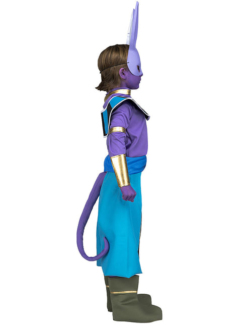 Disfraz de Beerus infantil - Dragon Ball - original