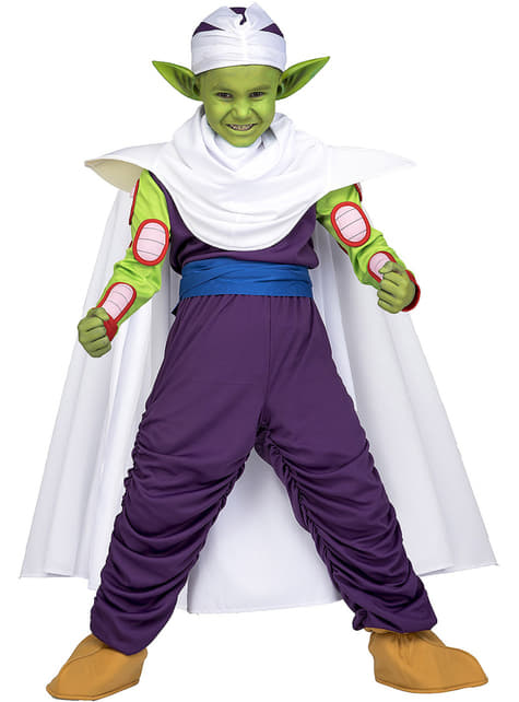 Disfraz de Piccolo para niño - Dragon Ball