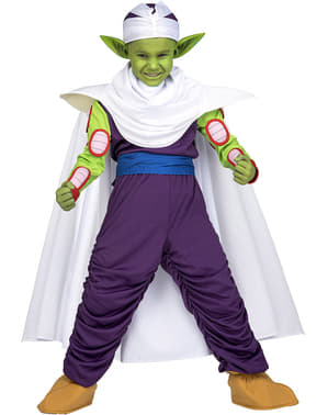 Piccolo Kostüm für Kinder - Dragon Ball