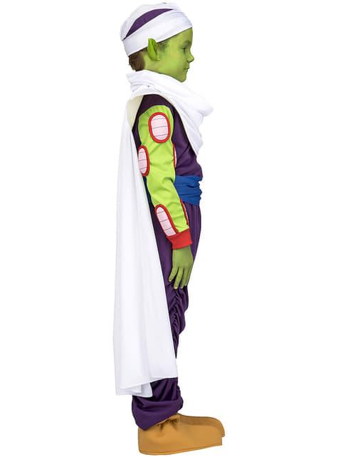 Disfraz de Piccolo para niño - Dragon Ball