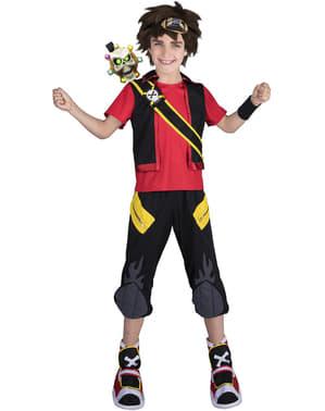 Disfraz de Zak Storm para niño