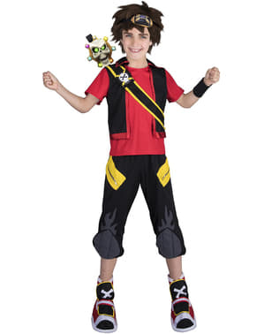 Zak Storm costume for boys