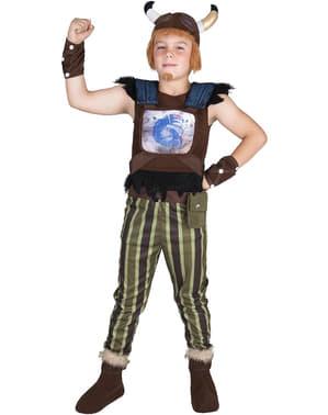 Crogar kostuum voor jongens - Zak Storm