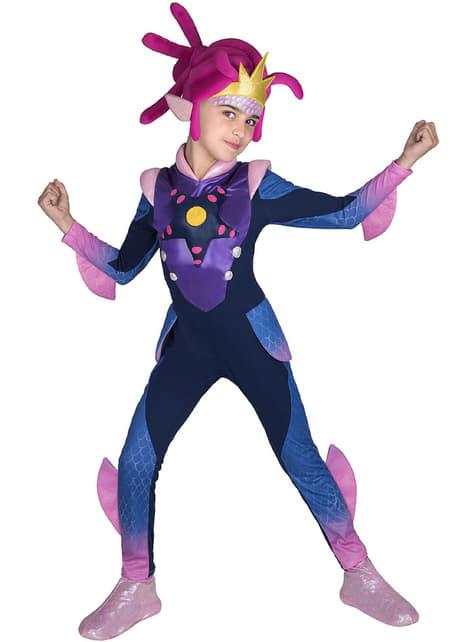 Disfraz de Cece para niña - Zak Storm
