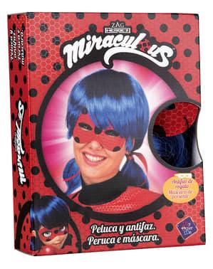Tales Of Ladybug & Cat Noir - Ladybug-peruukki naisille - Miraculous