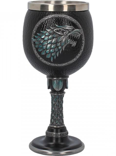 Taça Game of Thrones Winter is Coming deluxe