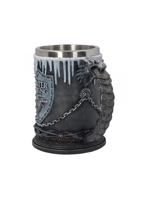 Chope Game of Thrones Winter is Coming deluxe