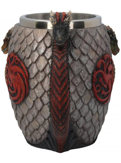 Chope Game of Thrones Fire and Blood deluxe