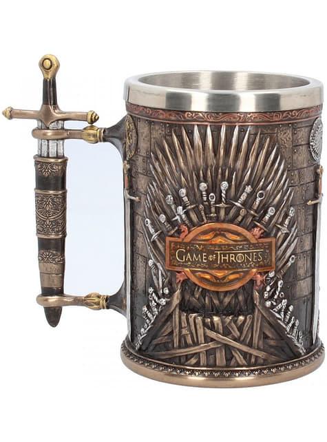 Chope Trône de fer deluxe - Game of Thrones