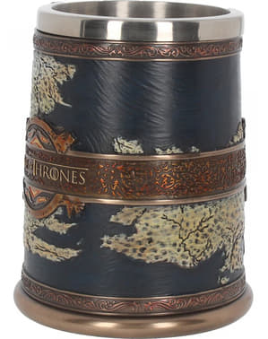 Caneca Game of Thrones Sete Reinos deluxe