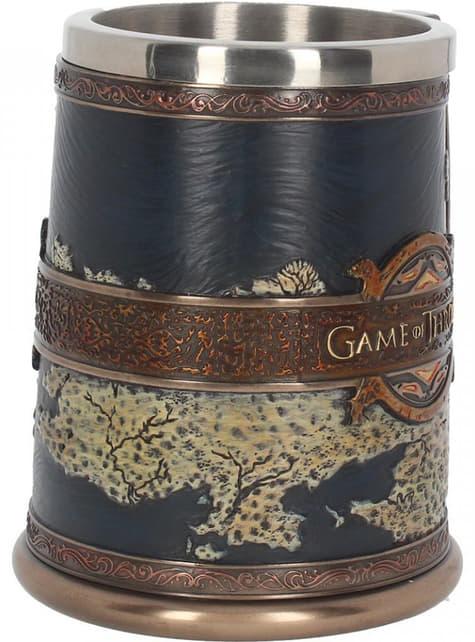 Deluxe Game of Thrones Seven Kingdoms Tankard