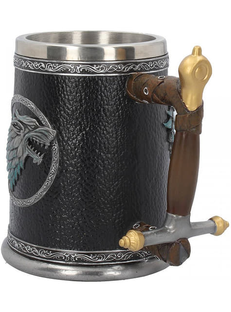 Chope Maison Stark deluxe - Game of Thrones