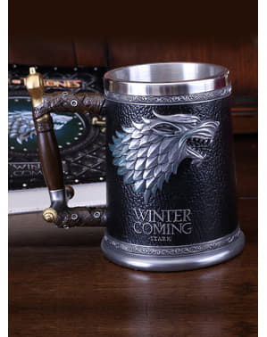Chope Game of Thrones Stark Winter is Coming