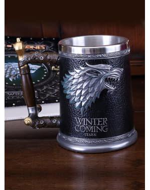 Valtaistuinpeli Stark Winter is Coming kannu
