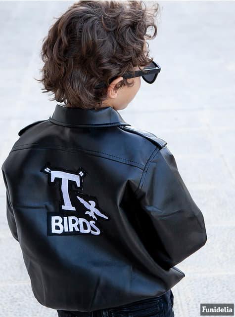 Bunda detskej veľkosti T-Bird
