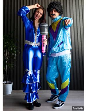 80-talls Kostyme til Menn