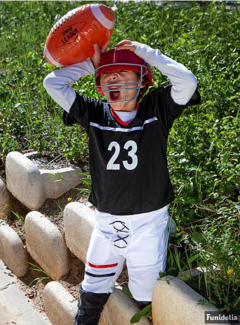 Quarterback Kostüm für Jungen