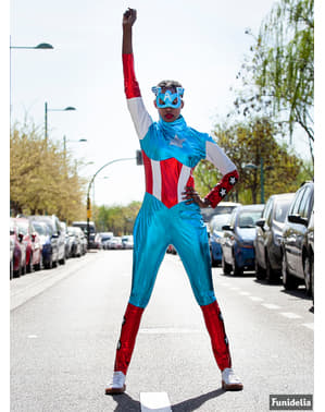 Déguisement American Dream Marvel femme