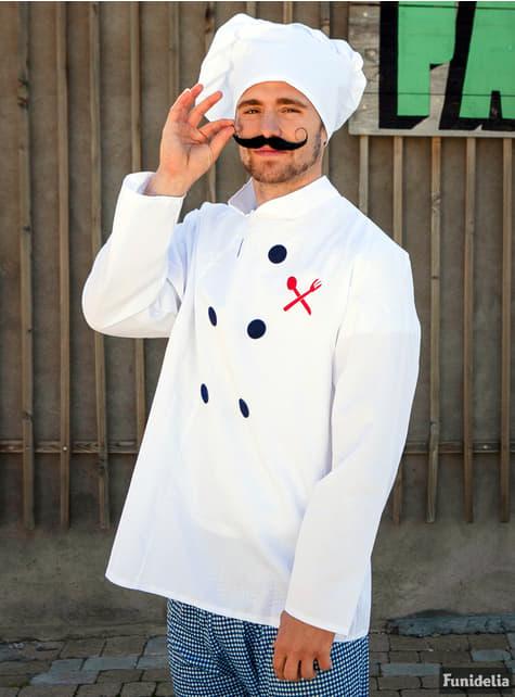 Disfraz de chef profesional para hombre - hombre