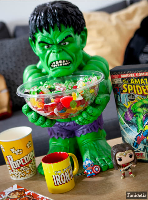Pojemnik na cukierki Hulk Marvel