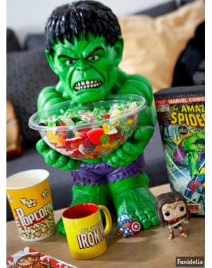Притежател на бонбони в купата на Hulk Marvel