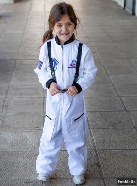 Disfraz de astronauta intrépido para niño