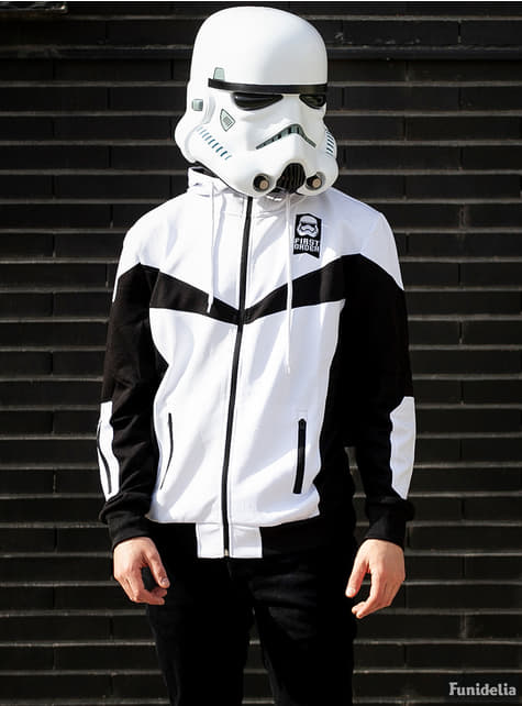 Stormtrooper sweatshirt for adults