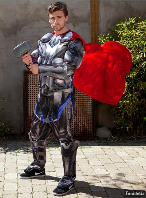 Martillo de Thor Ragnarok para adulto - para tu disfraz
