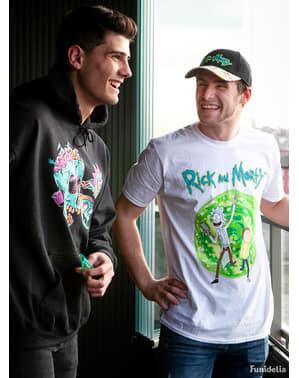 Portal T-Shirt Rick und Morty