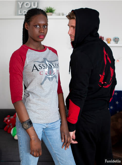 Sweatshirt de Assassin's Creed Rogue para adulto