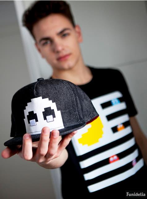 Camiseta de Pac-Man paso de cebra