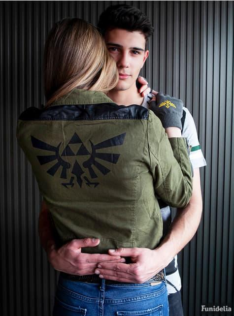 Casaco de Zelda para mulher
