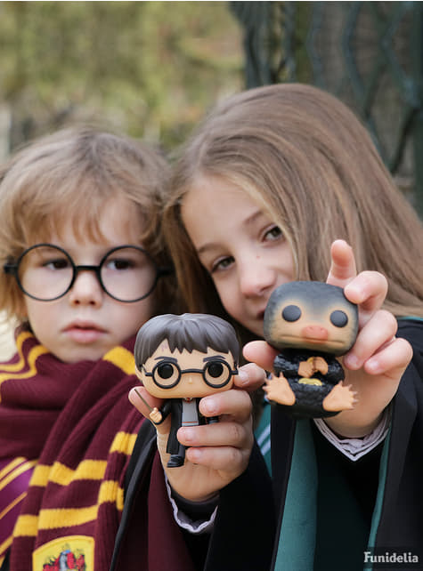 Funko POP! Harry Potter con varita - barato