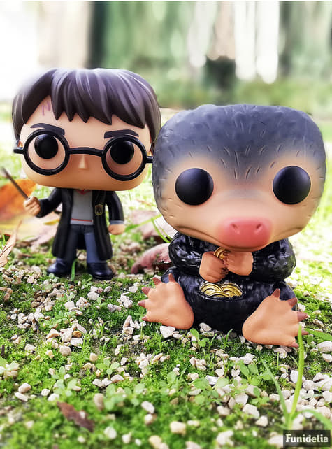 Funko POP! Harry Potter con varita - comprar