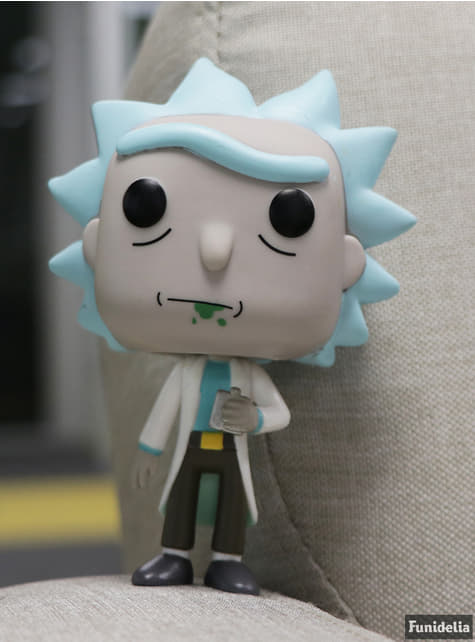 Funko POP! Rick - Rick et Morty