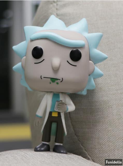 Funko POP! Rick - Rick y Morty - oficial