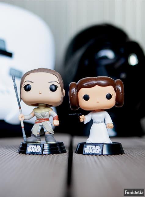 Funko POP! Bobble Princesa Leia - Star Wars