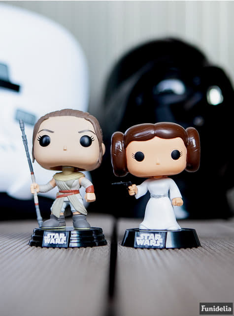 Funko POP! Bobble Princess Leia - Star Wars
