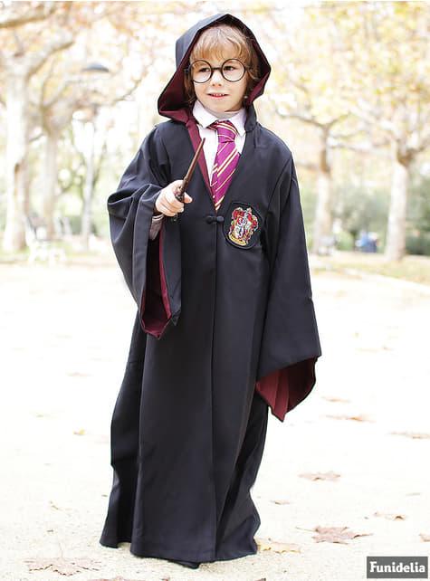 Túnica de Harry Potter Gryffindor Deluxe para niño (Réplica oficial Collectors)  - barato