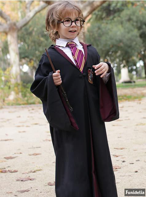 Túnica de Gryffindor Deluxe para niño (Réplica oficial Collectors) - Harry Potter