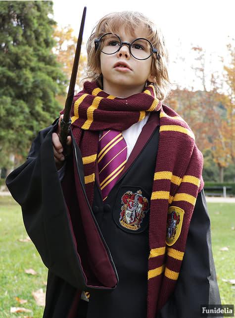 Túnica de Harry Potter Gryffindor Deluxe para niño (Réplica oficial Collectors)  - oficial
