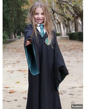 Luxusní župan pro děti (Oficiální sběratelská edice) Zmijozel - Harry Potter