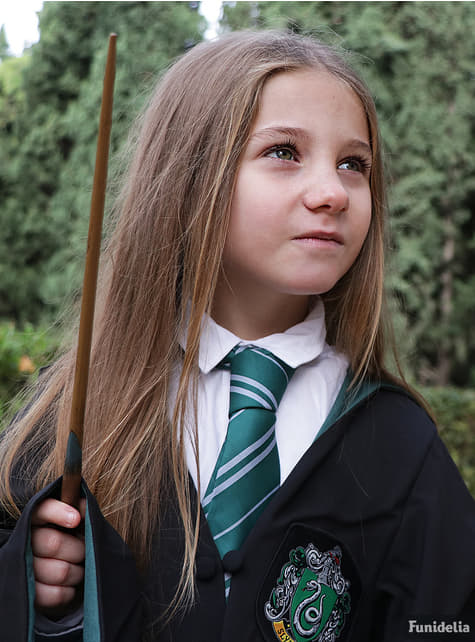 Slytherin Deluxe Robe for Kids (Official Collector's Replica) - Harry Potter