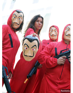 La Casa de Papel Kostým Money Heist