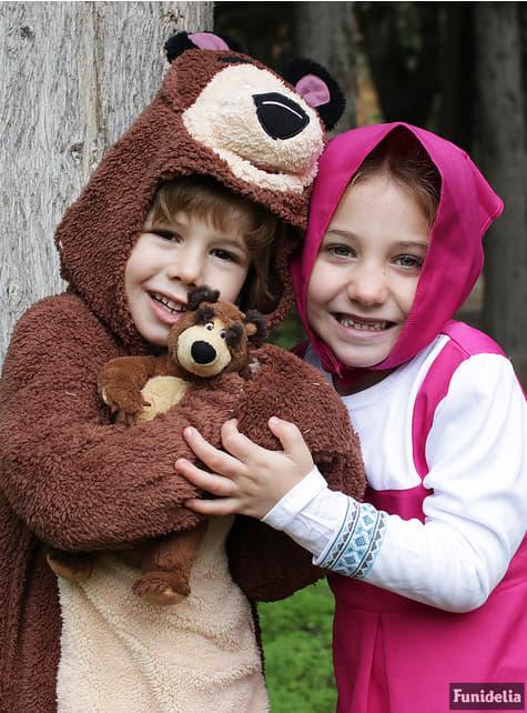 भालू कॉस्टयूम - माशा और भालू