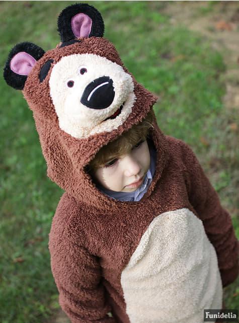 Disfraz de Oso infantil - Masha y el Oso