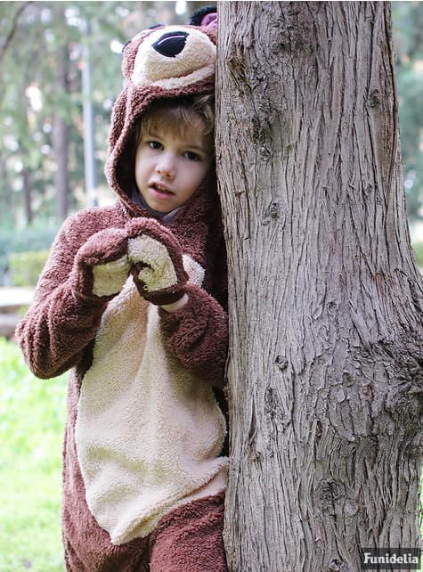 Disfraz de Oso infantil - Masha y el Oso - Carnaval